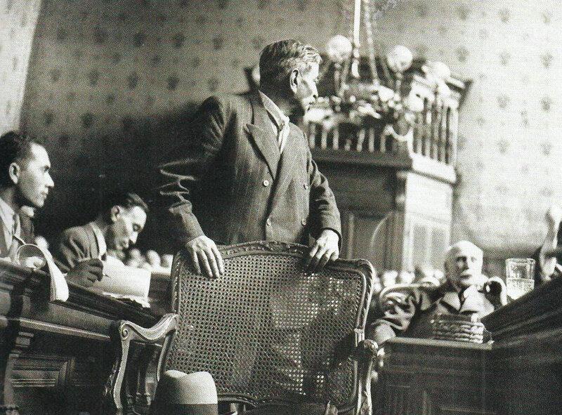 photo épuration légale - procès Pétain 2