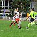 FC METZ - MONTPELLIER D1 FEMININES SEPT 16