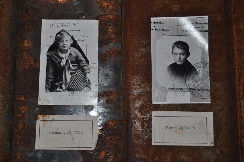 Grand-Hornu - Boltanski détail 2