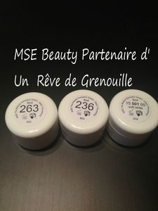 gel French et gels couleurs