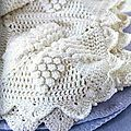 Couverture au crochet ( 1 )