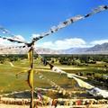 Souffle tantrique - tikse gompa au ladakh, inde (2001)