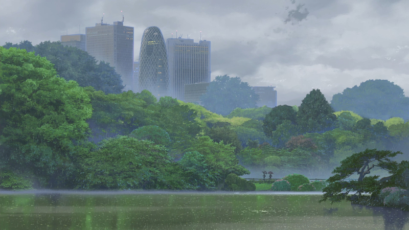 Canalblog Anime Makoto Shinkai The Garden Of World Nature03