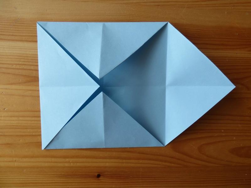 Marque-page origami (9)