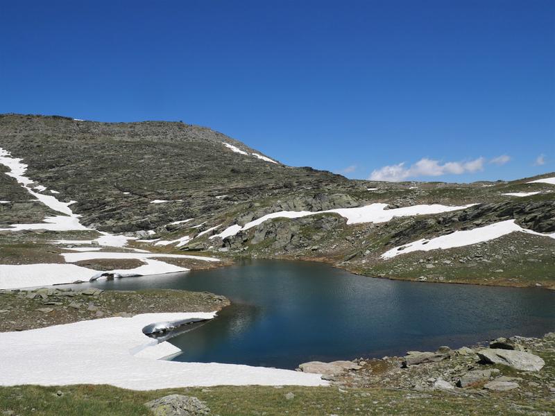 Lacs Giaset, Fort Malamot