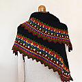 Châle folk-tricot-crochet-laine-La chouette bricole (6)