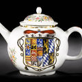 Bonhams to sell meissen teapot once owned by mother of george i for £200,000