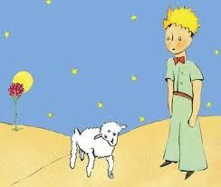 Mouton Le petit Prince