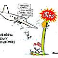 Air france et les effectifs tondus