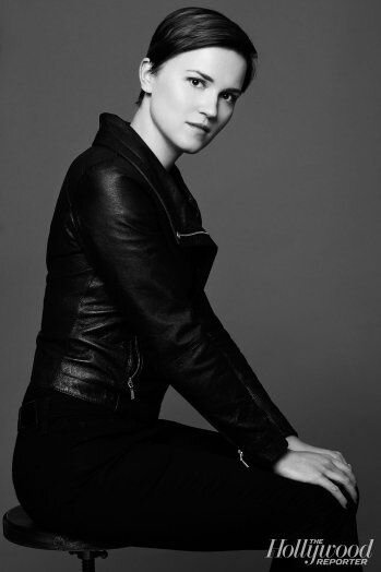 Veronica Roth Hollywwod Reporter