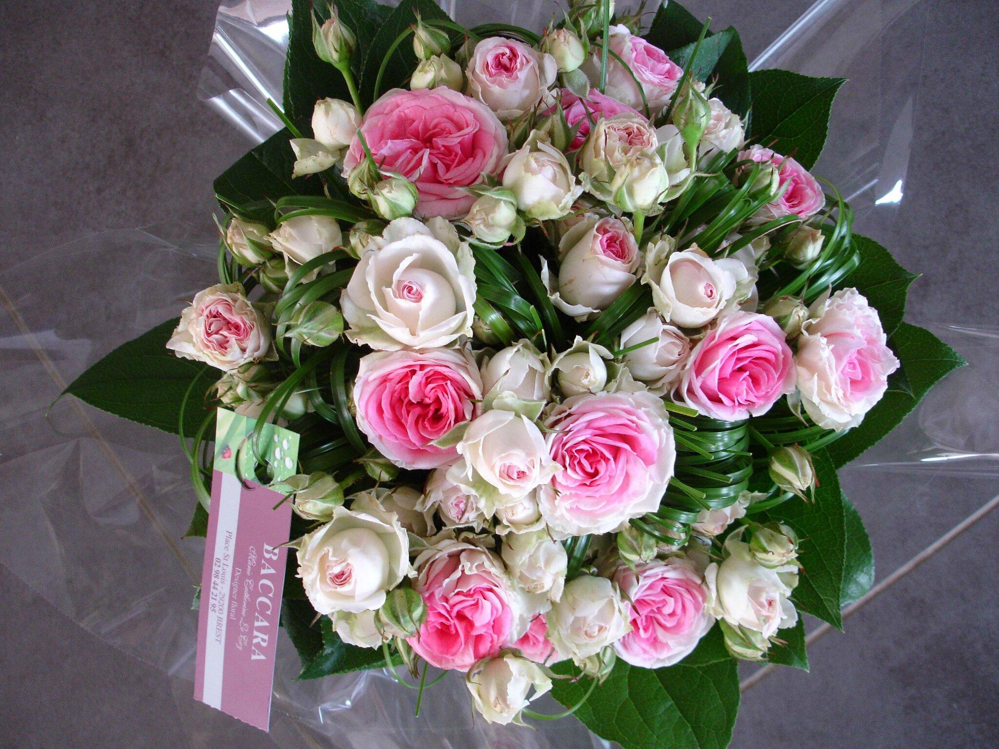 Bouquet d 39 anniversaire leshobbiesdanne for Bouquet de fleurs pour 70 ans