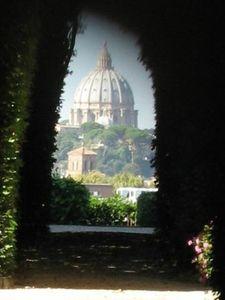 Rome Ripa Aventin Ordre de Malte
