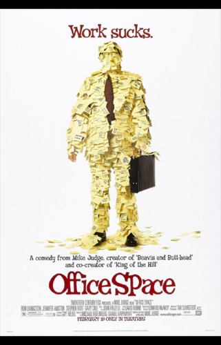 Office Space (3 Mars 2013)