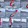 360 ° up wind !... partie one