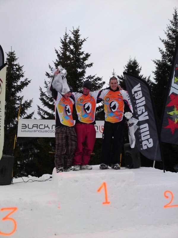 Podium freestyle