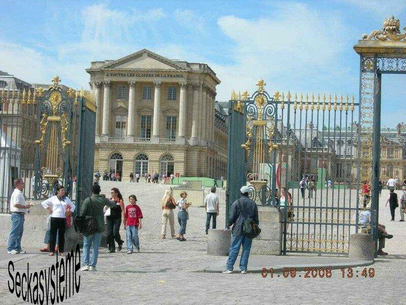 2006-09-01 - Visite de Versailles 12