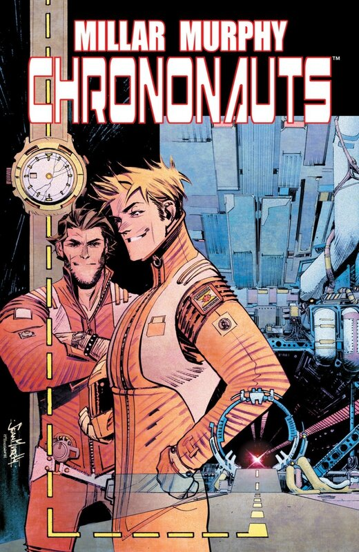 chrononauts vol 1 TP