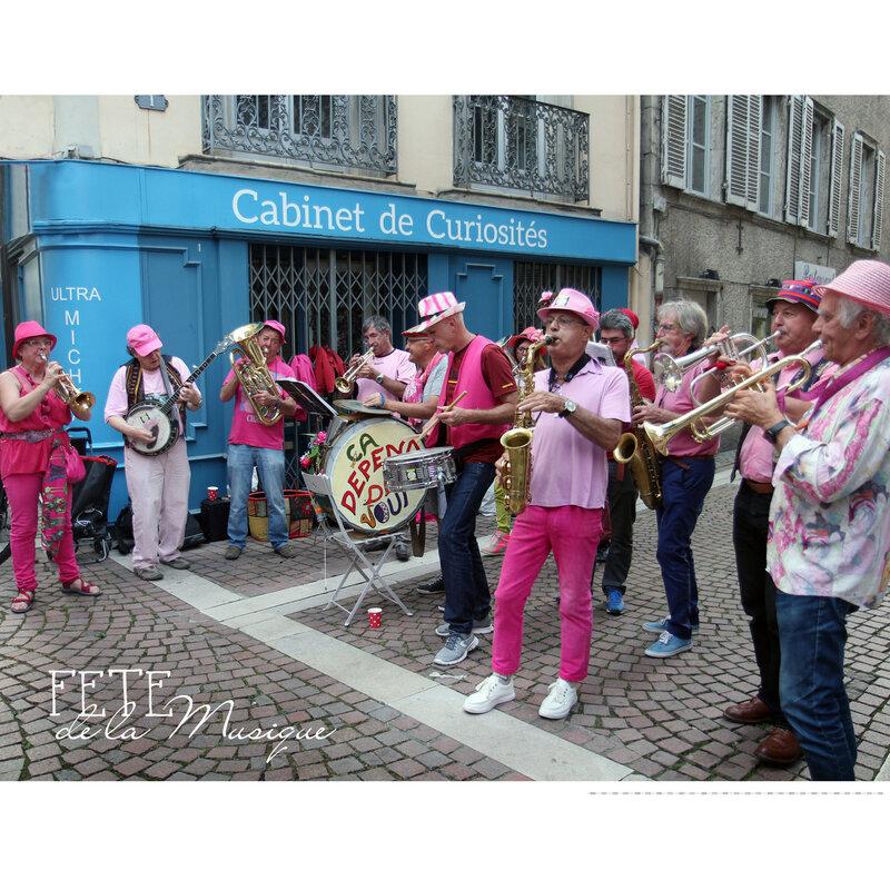 Pau - Fête de la musique - G