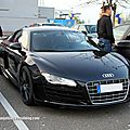 Audi R8 coupé (Rencard burger king avril 2012) 01