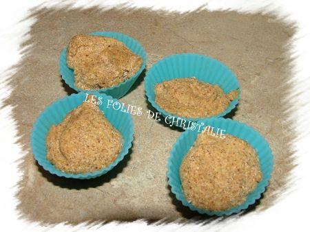 Moelleux chocolat praliné 5