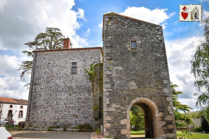 le château Bousseau des Herbiers