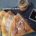 Crêpes bretonnes et chandeleur