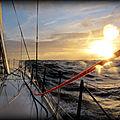 Vendee globe / matelotage a bord !...!