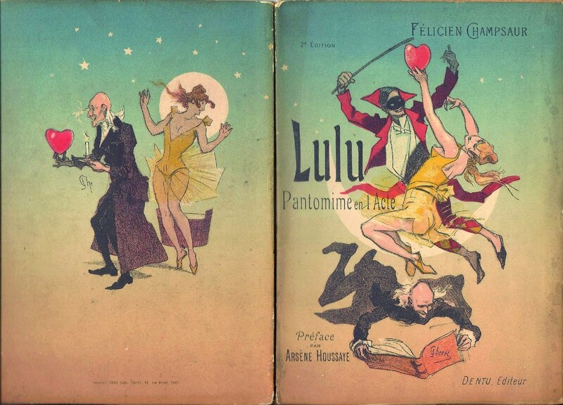 Lulu Champsaur Pantomime