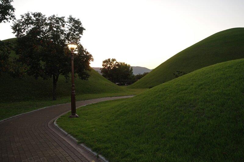 Parc des tumulus 2