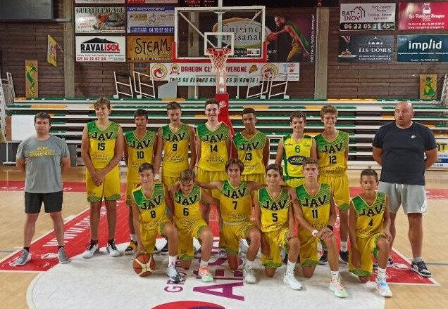 2020-08-22 U15G1 Elite contre CSP Limoges (1)