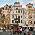la place de la vieille ville