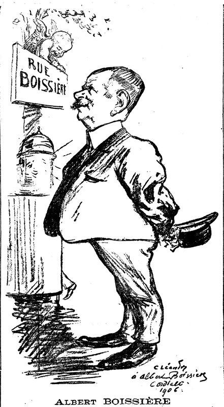 Albert Boissière - Léandre - Le Journal 25