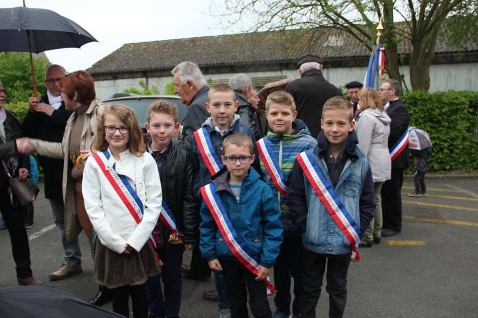 Commemoration 8 mai 2017