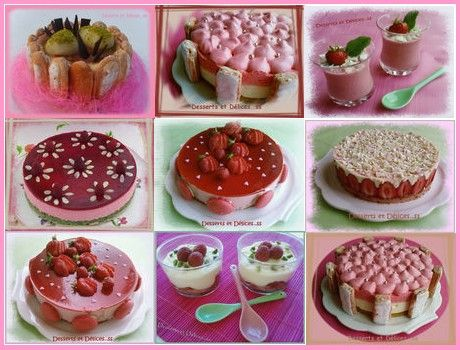 Desserts et Délices..ss