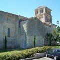 Quartier de Sainte-Pezenne, église