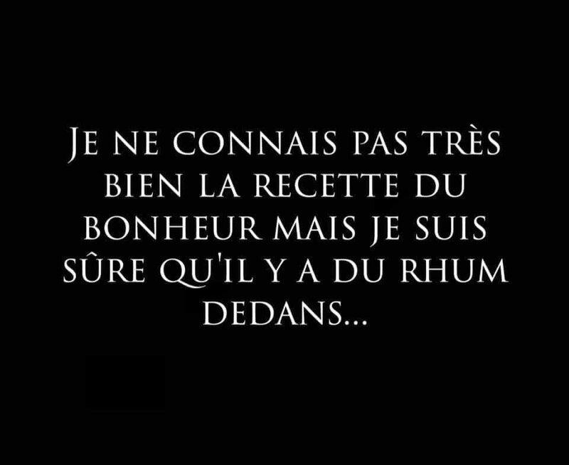 Bonheur Rhum