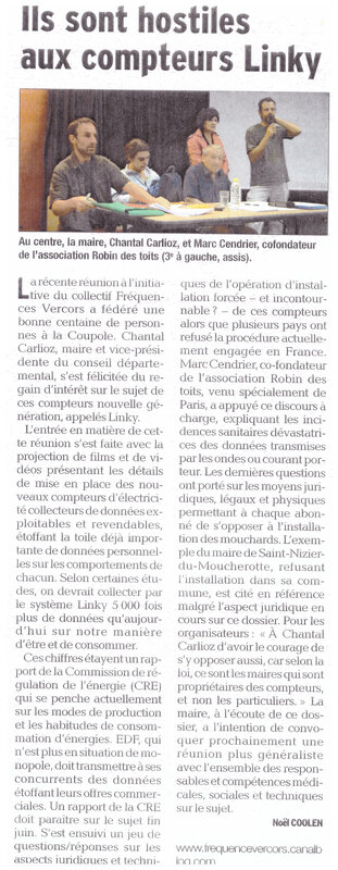 Article DL Reunion Villard juin2 017 2