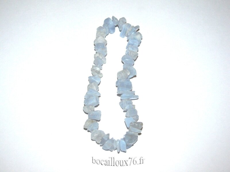 Bracelet CALCEDOINE 2 Chips (4)