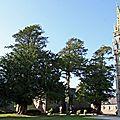 IMG_1132 ifs contemporains à l'église du XVI siècle