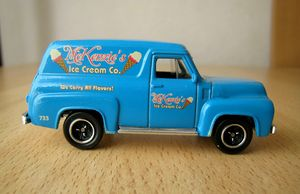 Ford F100 de 1955 -Matchbox- (1