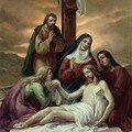 13 Jésus est remis à Sa Mère