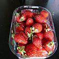Meme ma fraise aime le vert....
