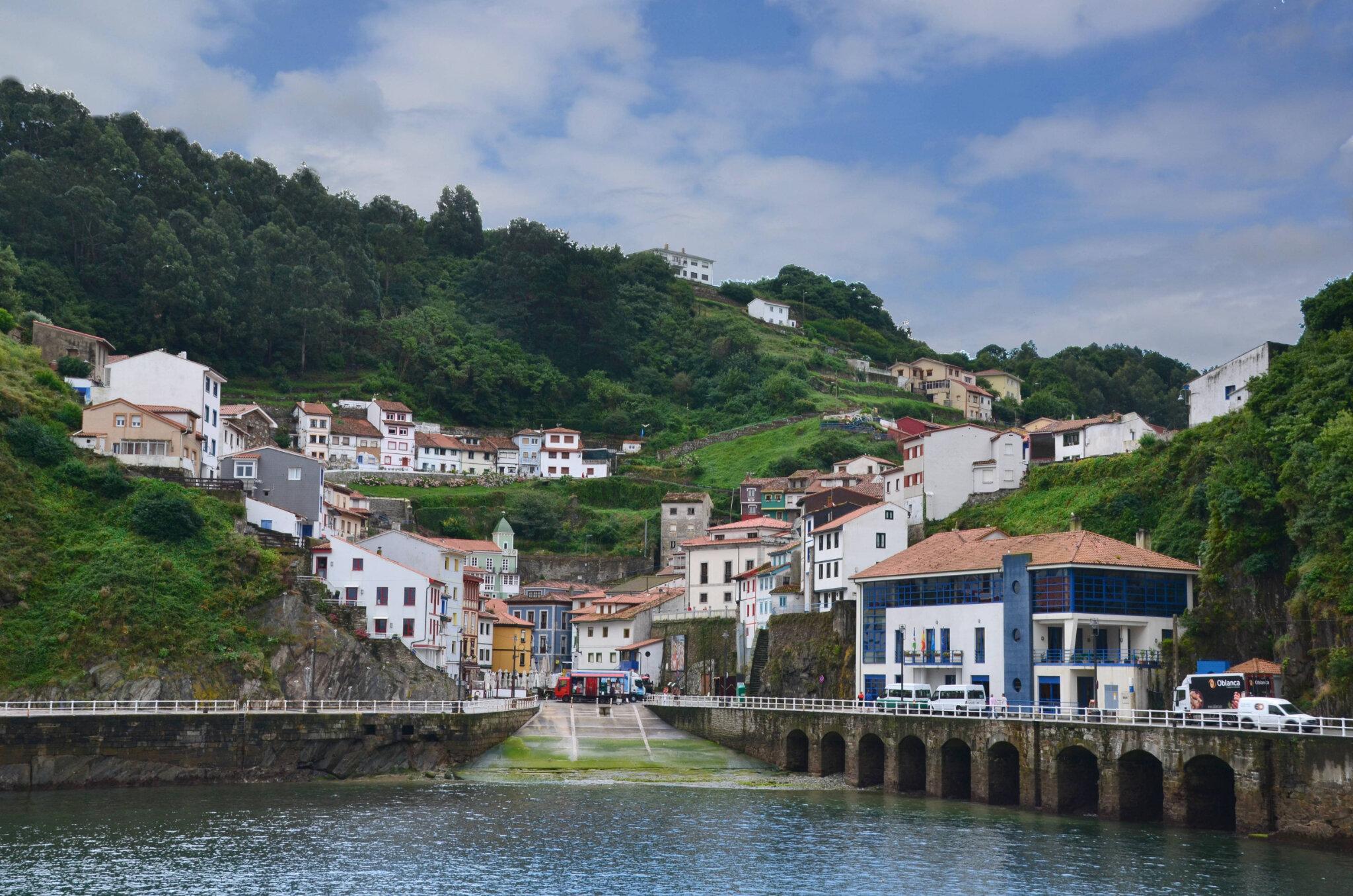 Cudillero : la perle des Asturies