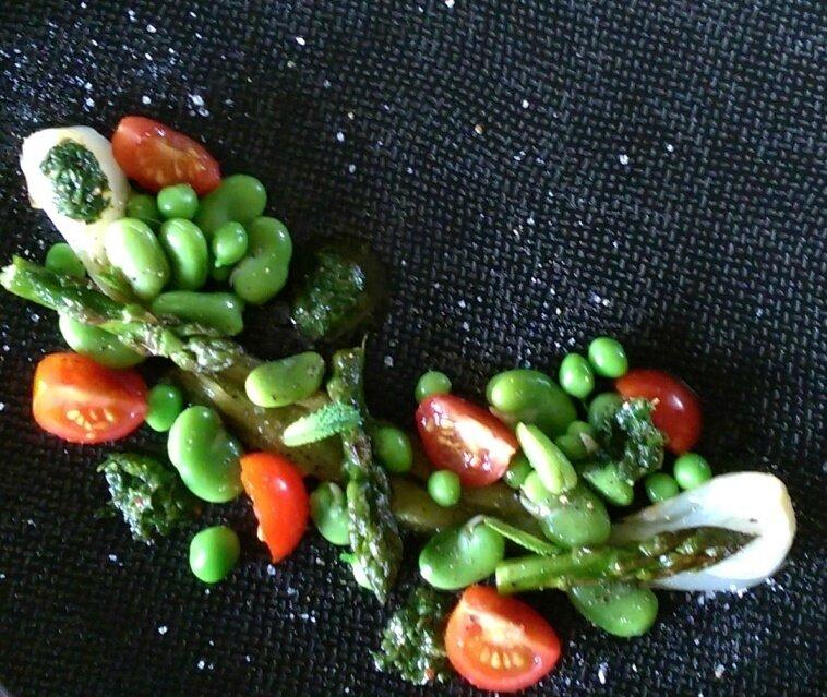 Salade printanière 6