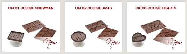 recette biscuit double chocolat facon petits ecoliers silikomart LE MIAM MIAM BLOG