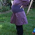 Robe de grossesse (!) Citronille