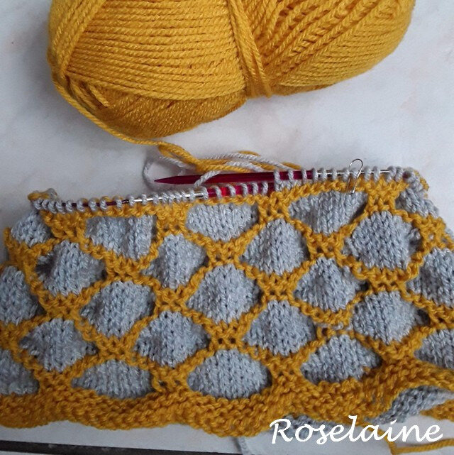 Roselaine Roulette Chic Cowl 3
