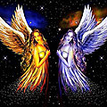 Comment contacter son ange gardien par la magie grand marabout gouda pierre