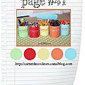 Page #41 du carnet de couleurs .. et une info !