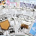 Crafty individuals blog candy time...